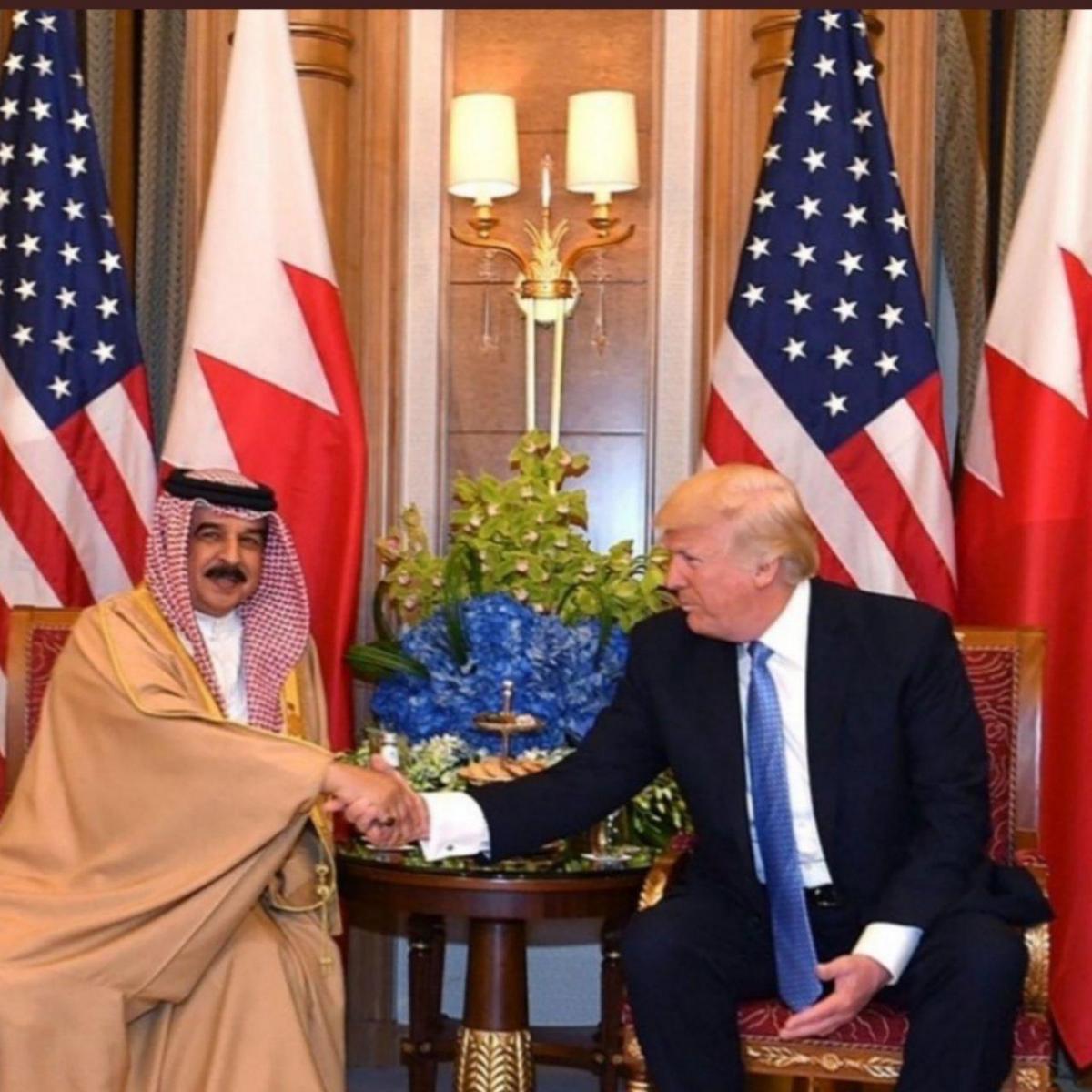 تطبيع البحرين واسرائيل 4